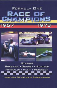Race of Champions 1967-1973 - (Import DVD)