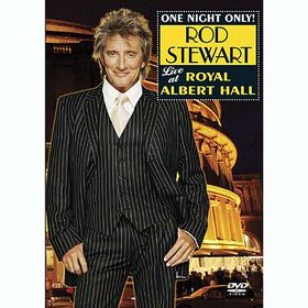 Rod Stewart - Live At The Royal Albert Hall (DVD)