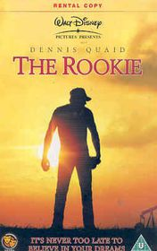 Rookie (Dennis Quaid)(Retail) - (Import DVD)