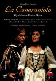 Rossisi-La Cenerentola (Glyndebourne) - (Import DVD)