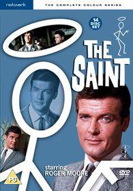 The Saint: Complete Colour Series (14 Discs) - (parallel import)