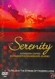 Serenity-Relieve the Stress (4 Discs) - (Import DVD)