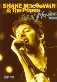 Shane Mcgowan-Montreux 1995 - (Import DVD)