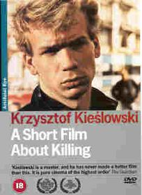 Short Film About Killing - (Import DVD)