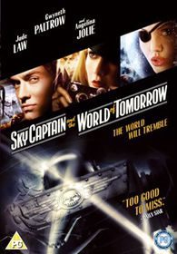 Sky Captain and the World of Tomorrow (Import DVD)
