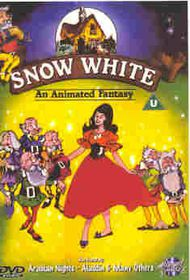 Snow White (Moonstone) - (Import DVD)