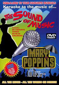Sound of Music/Poppins Karaoke - (Import DVD)