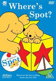 Spot: Where's Spot? (25th Anniversary) - (Import DVD)