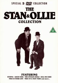 Stan & Ollie Collection (3 Discs) - (Import DVD)