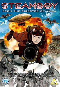 Steamboy - (Import DVD)
