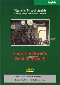 Steaming Through Austria 1 (Driver's Point Of View) - (Import DVD)