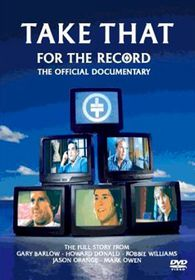 Take That - For the Record - (Import DVD)