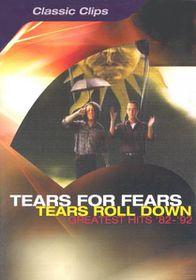 Tears Roll Down: Greatest Hits '82-'92 - (Australian Import DVD)