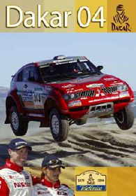 Telefonica Dakar Rally 2004 - (Import DVD)