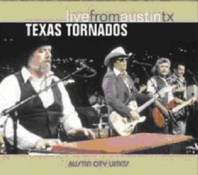 Texas Tornados-Live From Texas - (Import DVD)