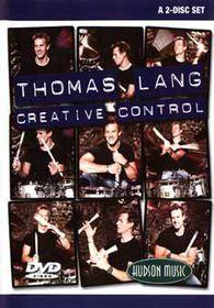Thomas Lang-Creative Control (2 Discs) - (Import DVD)