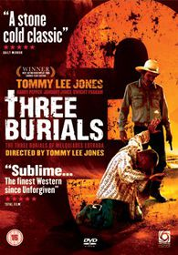 Three Burials of Melquiades Estrada - (Import DVD)