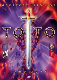 Toto-Greatest Hits Live & More - (Import DVD)