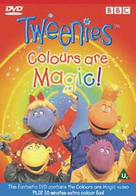Tweenies - Colours Are Magic - (Import DVD)