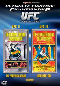 Ufc 11 & 12 Double Set (2 Discs) - (Import DVD)