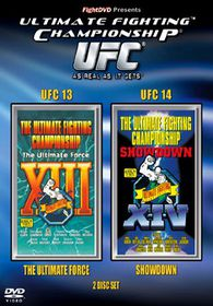 Ufc 13 & 14 Double Set - (Import DVD)