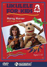 Ukelele For Kids Lesson 2 - (Import DVD)