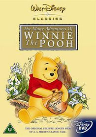Winnie the Pooh: Many Adventures - (Import DVD)