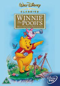 Winnie the Pooh-Search For.. - (Import DVD)