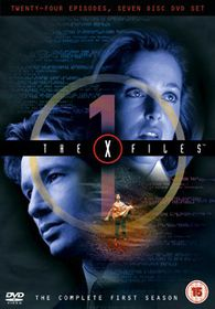 X Files-Complete Series 1 (7 Discs) - (Import DVD)