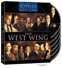 West Wing:Complete Seventh Season - (Region 1 Import DVD)