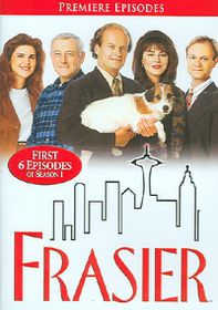 Fraiser:First Season Disc 1 - (Region 1 Import DVD)