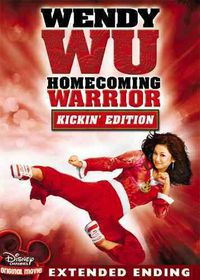 Wendy Wu:Homecoming Warrior - (Region 1 Import DVD)