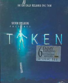 Taken - (Region 1 Import DVD)