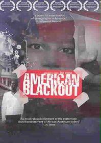 American Blackout - (Region 1 Import DVD)