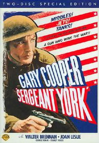 Sergeant York - (Region 1 Import DVD)