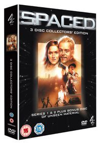 Spaced - Definitive Edition - (Import DVD)