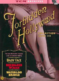 Forbidden Hollywood Collection (TCM Archives) - (Region 1 Import DVD)