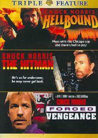 Hellboundhitmanforced Vengeance - (Region 1 Import DVD)