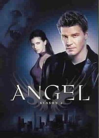 Angel Season 2 - (Region 1 Import DVD)