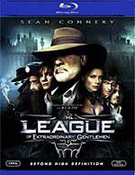 League of Extraordinary Gentlemen - (Region A Import Blu-ray Disc)