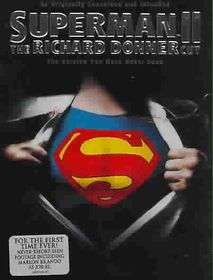 Superman II:Richard Donner Cut - (Region 1 Import DVD)
