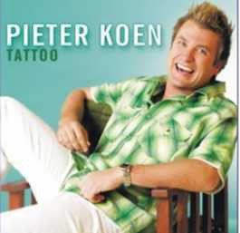Koen, Pieter - Tattoo (CD)
