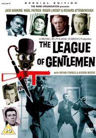 League Of Gentlemen (Special Edition) - (Import DVD)