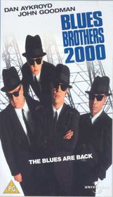 Blues Brothers 2000 - (Import DVD)