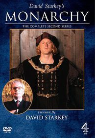 David Starkey's Monarchy-Series 2 - (Import DVD)