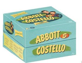 Abbott & Costello Collection - (Import DVD)