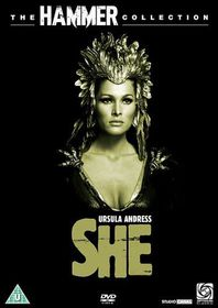 She (Ursula Andress) - (Import DVD)