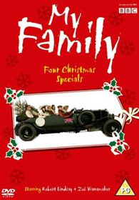 My Family - Christmas Specials - (Import DVD)