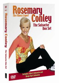 Rosemary Conley Box Set - (Import DVD)