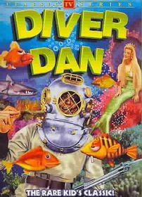 Diver Dan - (Region 1 Import DVD)